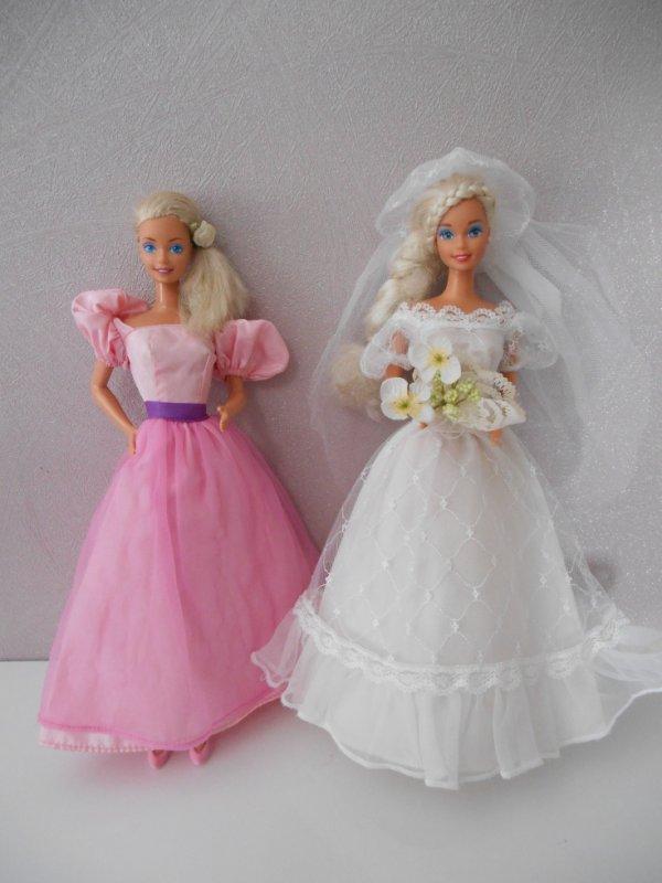 TENUE WEDDING PARTY 1984