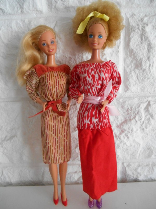 TENUES FASHION COLLECTIBLES 1978