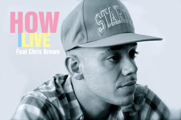 Chris Brown - How i Live Feat Antons (2011)