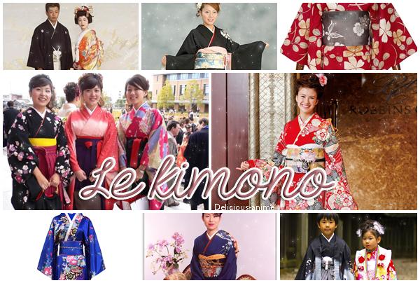 . . . . . . . . . . .  . . . . . . . . . . .  Le Kimono . . . . . . . . . . .  . . . . . . . . . . .  . . . . . . . . . . .