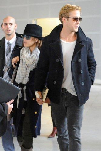 27.11.2011 : Arrivée à l'aéroport Charles De Gaulle (Retour LAX)