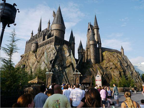 parc attraction harry potter france