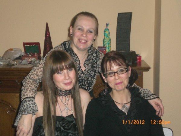 REVEILLON NOUVELLE ANNEE 2012