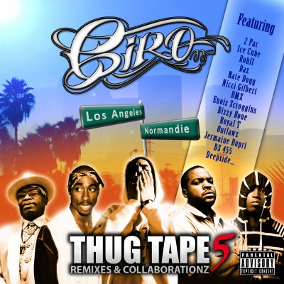 CIRO - THUG TAPE VOLUME 5 EN FREE DOWNLOAD SUR : WWW.OUTLAWZ-RECORDZ.COM