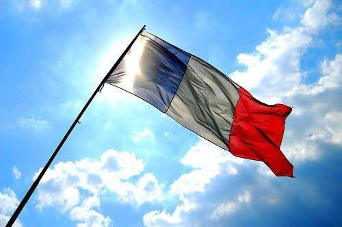 je suis fiér d'être français