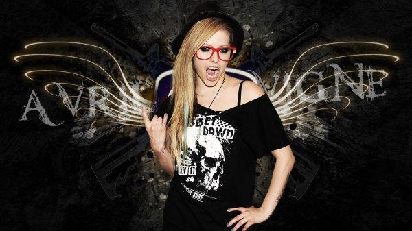 Avril Lavigne ❤