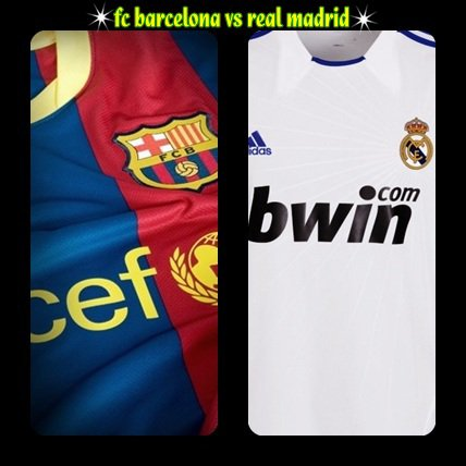 Fc barcelone ou Real madrid
