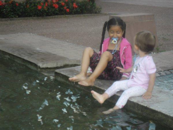 ma fille  et  oceana