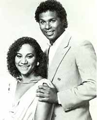 "Olivia Brown ""Big Booty Trudy"" & Philip Michael Thomas"