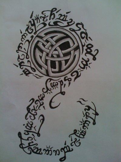 tatouage celtique. . . - blog de amaranthdessin