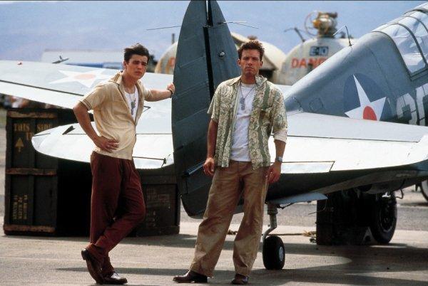 """"""" Rien n'est plus fort que le coeur d'une volontaire."""" Pearl Harbor"""
