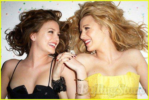 """"""" Nos meilleures amies peuvent parfois nous faire pétés les plombs. Mais il faut bien reconnaître que sans elles on serait un peu perdu, et c'est deux la sont les meilleures amies du monde."""" Gossip Girl"""
