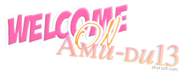 Amu-du13.skyrock.com  __Amis ?_______Forumspring______Favoris ?__
