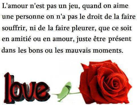 Amour realiter