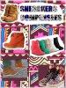 NEW: Les sneackers compensées, vite avant de sortir les sandales d'été! ^^