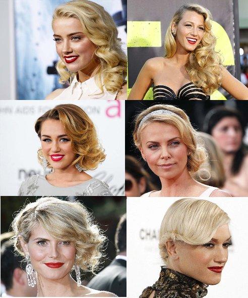 BLONDES : Les nouvelles Marilyn's!