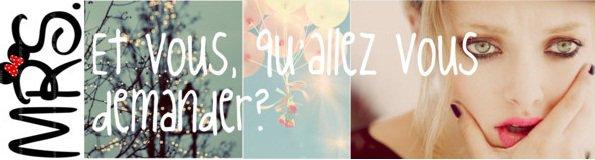 Ma liste de Saint Nicolas! ♥
