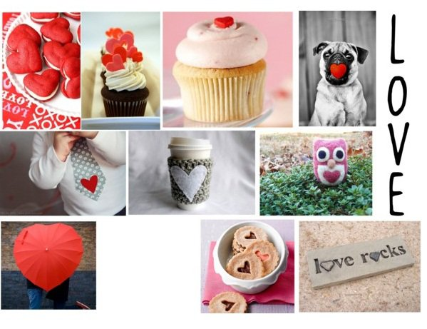 St Valentin, tenues, maquillages,... <3