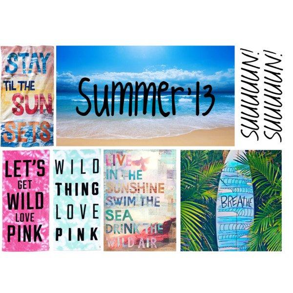 Une affreuse envie d'été, (et surtout de soleil...)