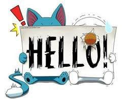 hello !♥
