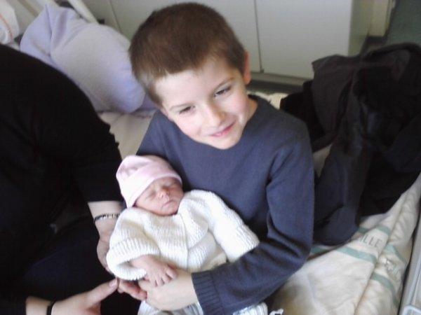 Mon petit chéri et Léna