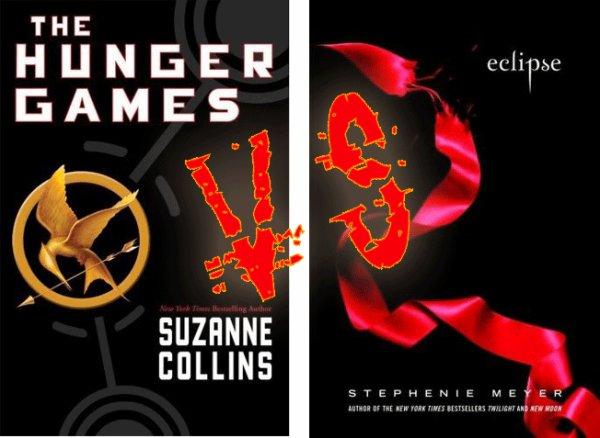 Hunger Games et Twilight... comparaison des deux héroïnes.