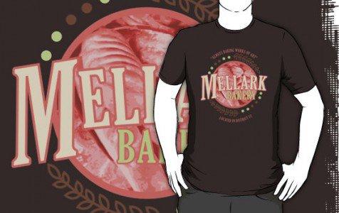 Le T-shirt de la boulangerie Mellark!