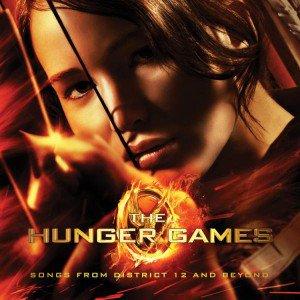 Pochette de la BO Compagnon de Hunger Games