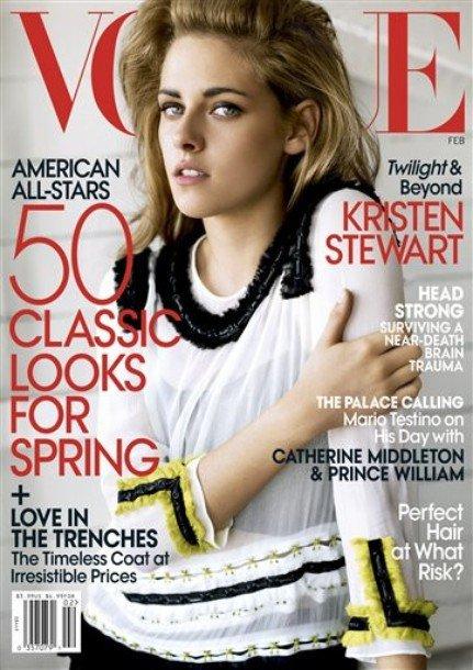 Nouveau PhotoShoop Kristen stewart Pour Vogue ♥         votre impression?