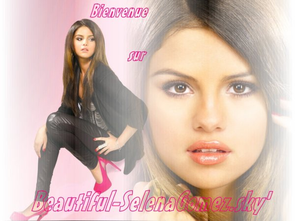 Bienvenue sur Beautiful-SelenaGomez