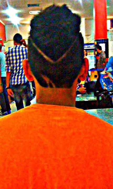 une nouvel coifffure ;)