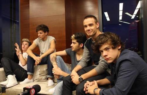 Présentation One Direction