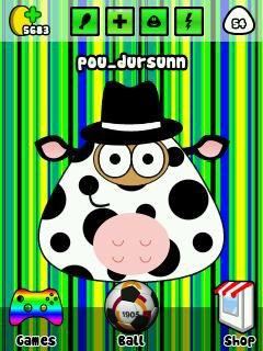 Pou vache