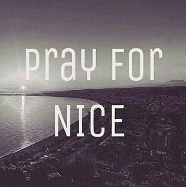 Pray for Nice !