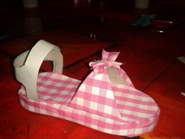 chaussure fille