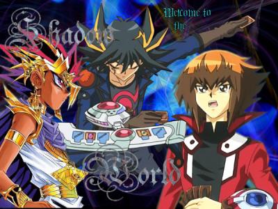 L'univers de Yu-Gi-Oh