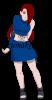 Ninja #8: Rubie Uzumaki, de Konoha