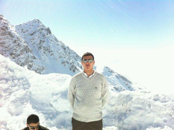 moi au ski