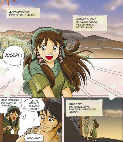 Des récits d'annonce messianiques particuliers : les évangiles de l'enfance de Jésus (2ème partie)
