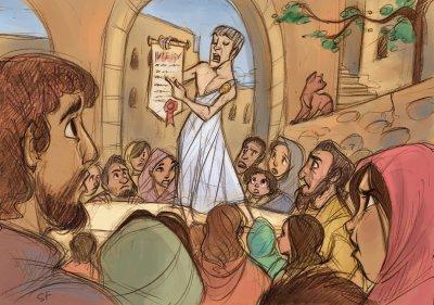 Des récits d'annonce messianiques particuliers : les évangiles de l'enfance de Jésus (4ème partie)
