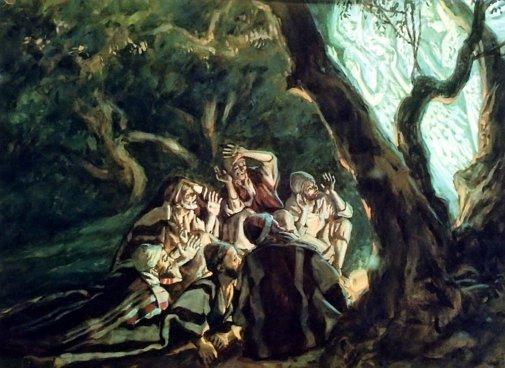 Des récits insolites d'annonciation : la nativité (2ème partie)
