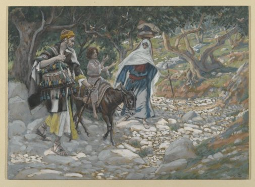 Des récits insolites d'annonciation : le récit hérodien (3ème partie)