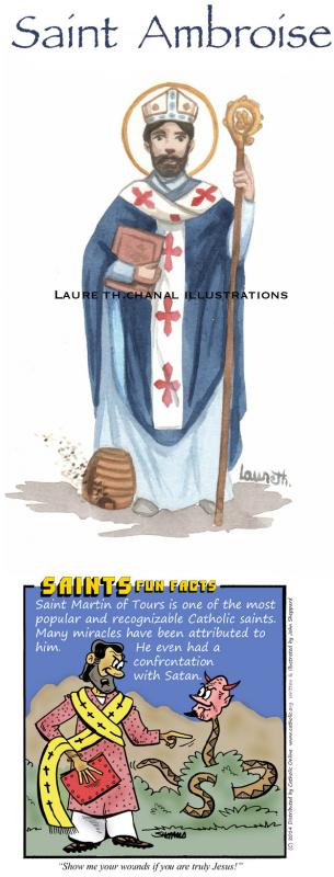 Le Saint Nicolas des origines : Nicolas de Myre, un évêque  du IVème siècle (1ère partie)