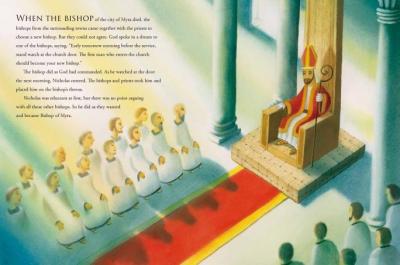 Le Saint Nicolas des origines : Nicolas de Myre, un évêque  du IVème siècle (2e partie)