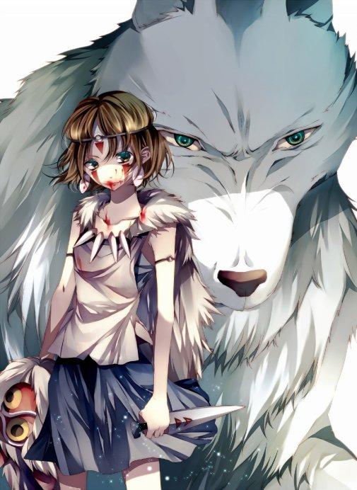 San, la princesse des esprits vengeurs
