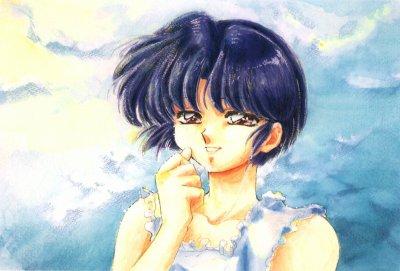 Akkane Tendô, une fille au coeur d'or, mais au fort caractère !