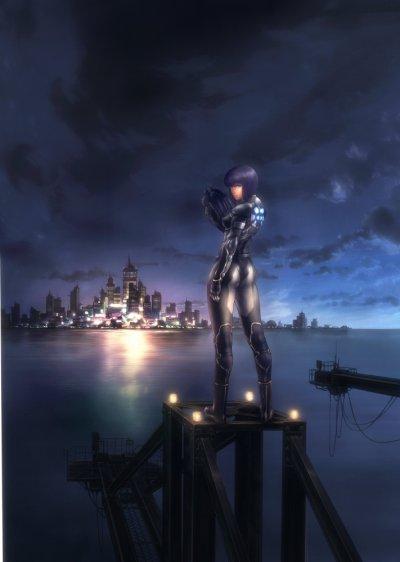 Motoko Kusanagi, une cyborg qui conserve toute son humanité !