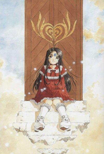Skuld, une déesse de seconde classe mais pleine d'avenir !