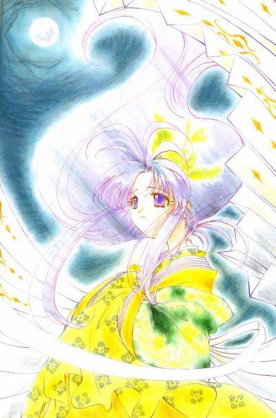 Shaolin Shugogetten, l'Ange gardien de la Lune