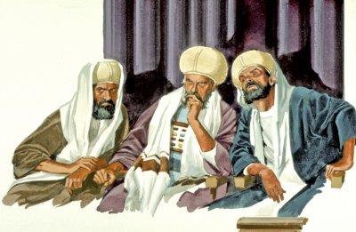 Les partis judaïques à l'époque de Jésus (1ère partie)